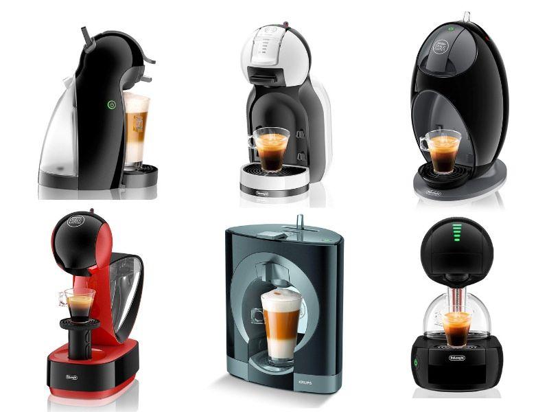 macchine da caffè dolce gusto